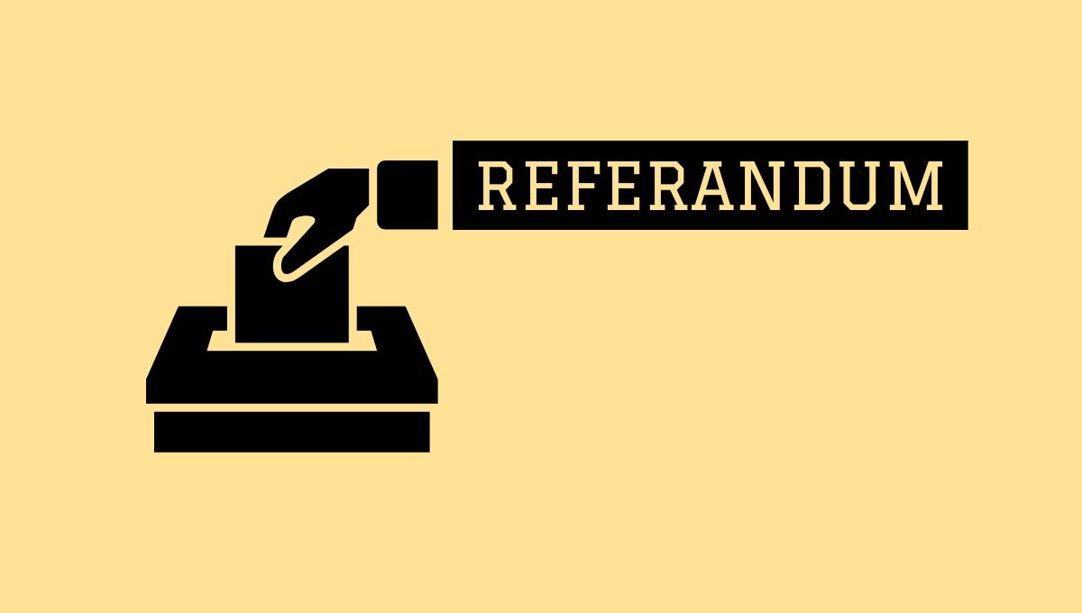 Referandumdan fazlası: Hayatı oylamak