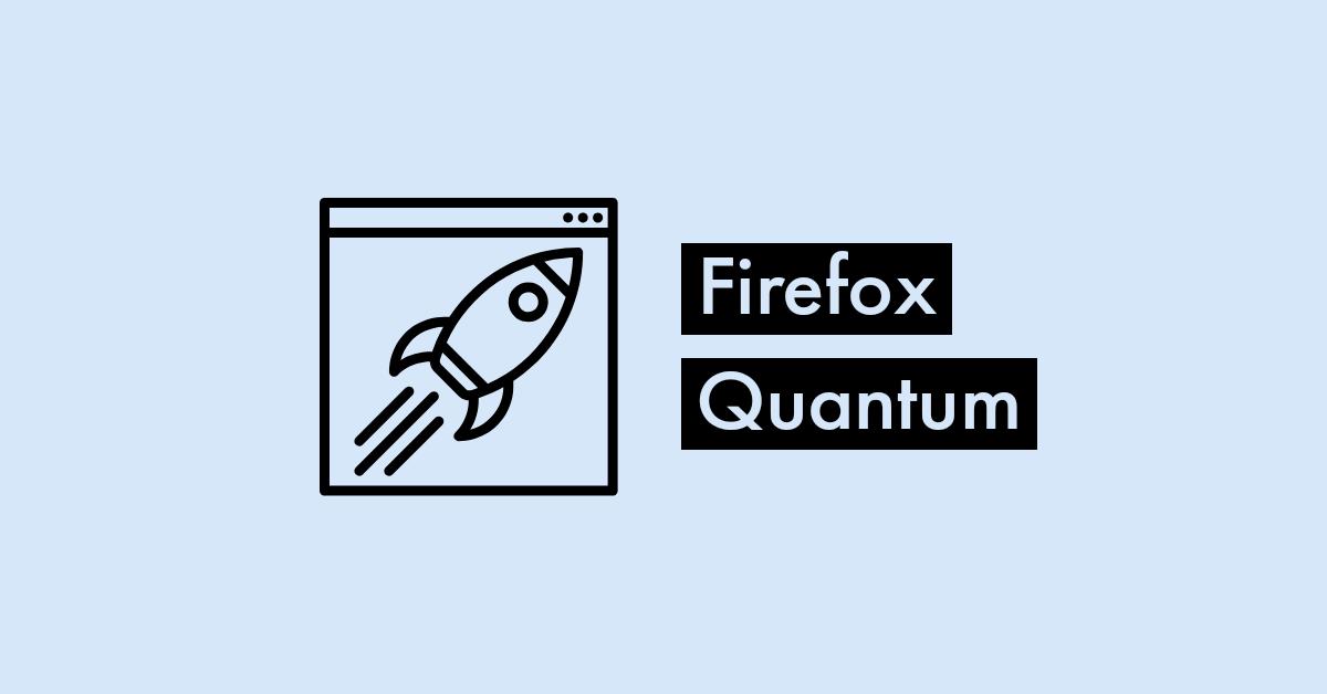 Firefox artık daha hızlı